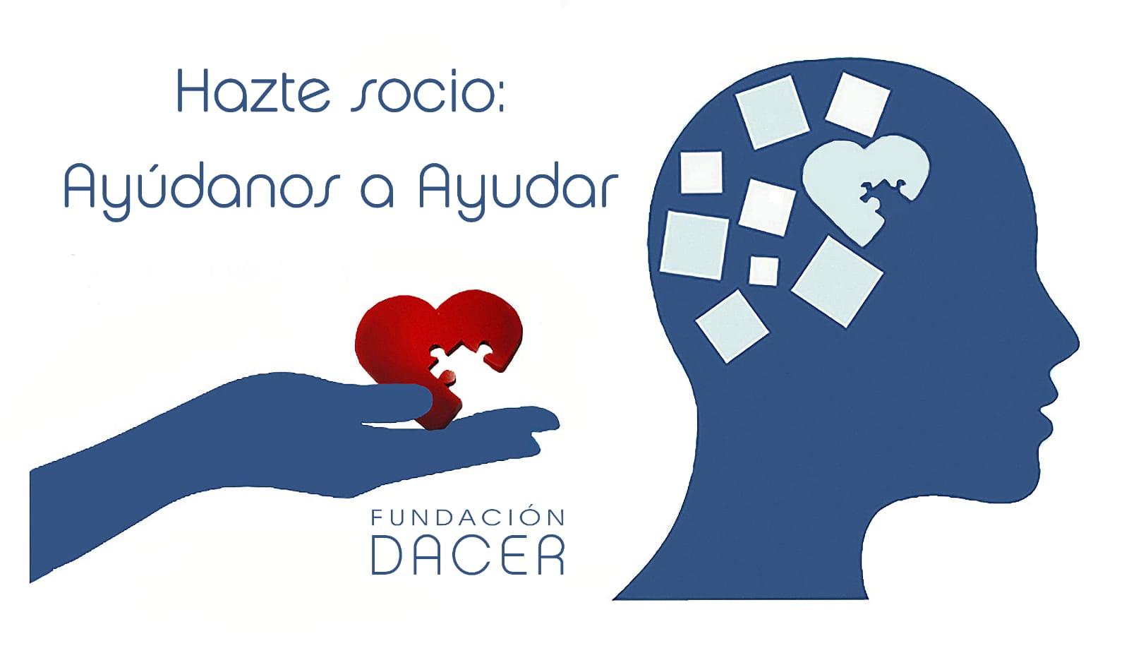 Colabora  HAZTE SOCIO Dacer