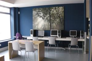 despacho sala informatica