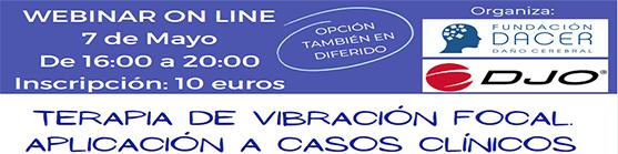 webinar terapia vibracion