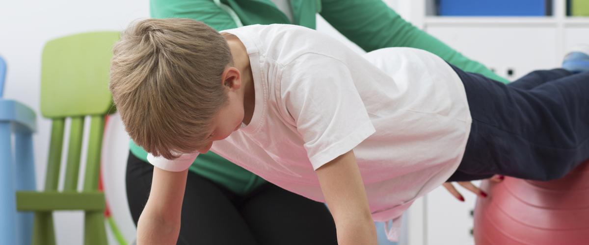 Fisioterapia en el trastorno del desarrollo de la coordinación